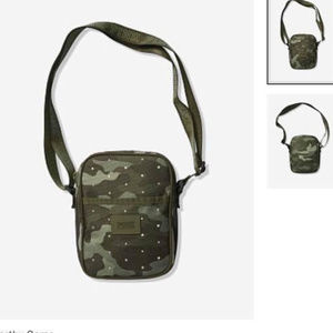 NEW Victoria's Secret PINK Camo Crossbody Bag